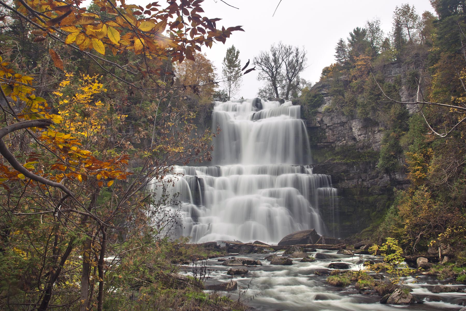 The Falls at Burden Pond – Troy