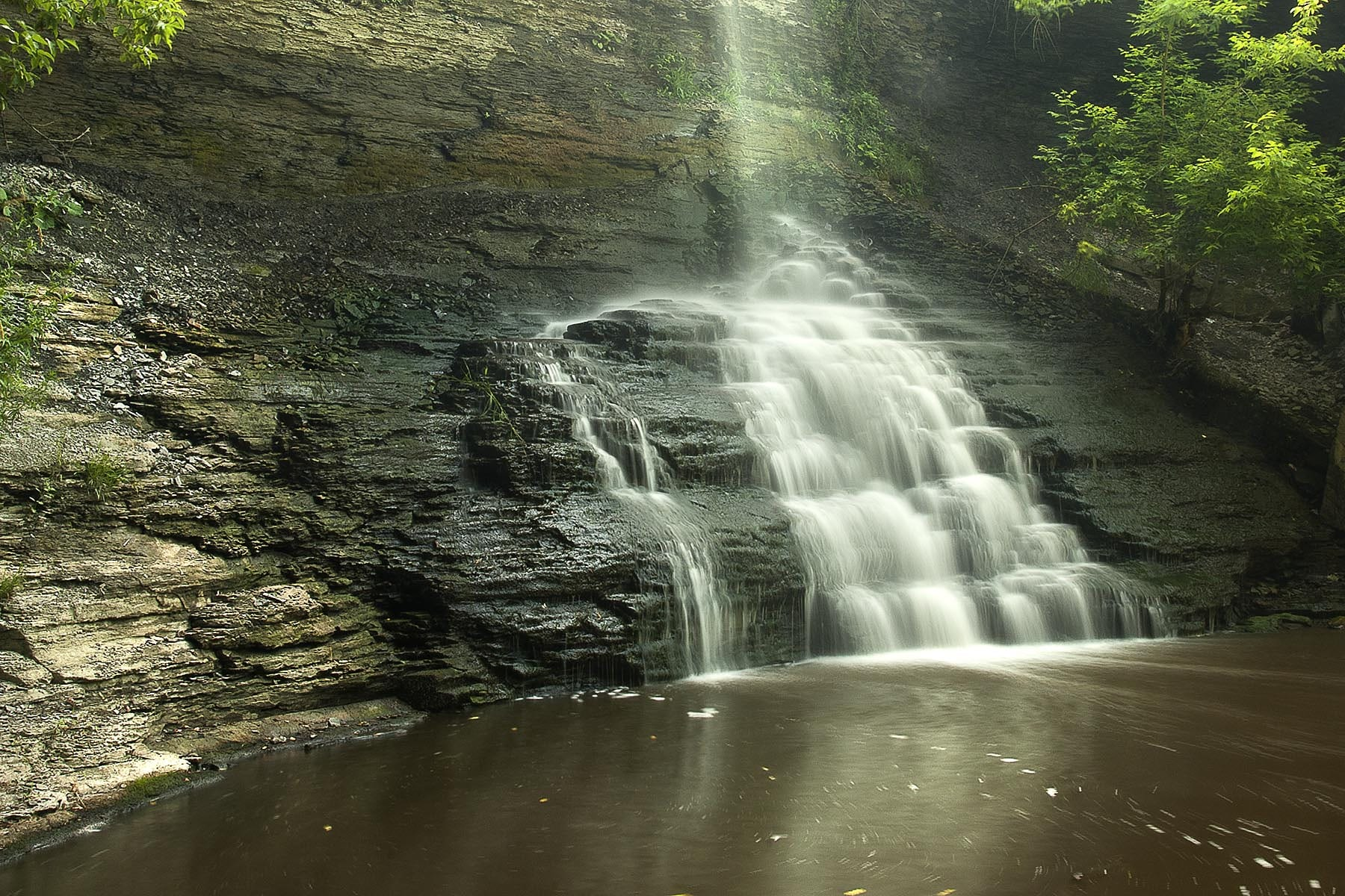 Yatesville Falls State Forest – Sprakers