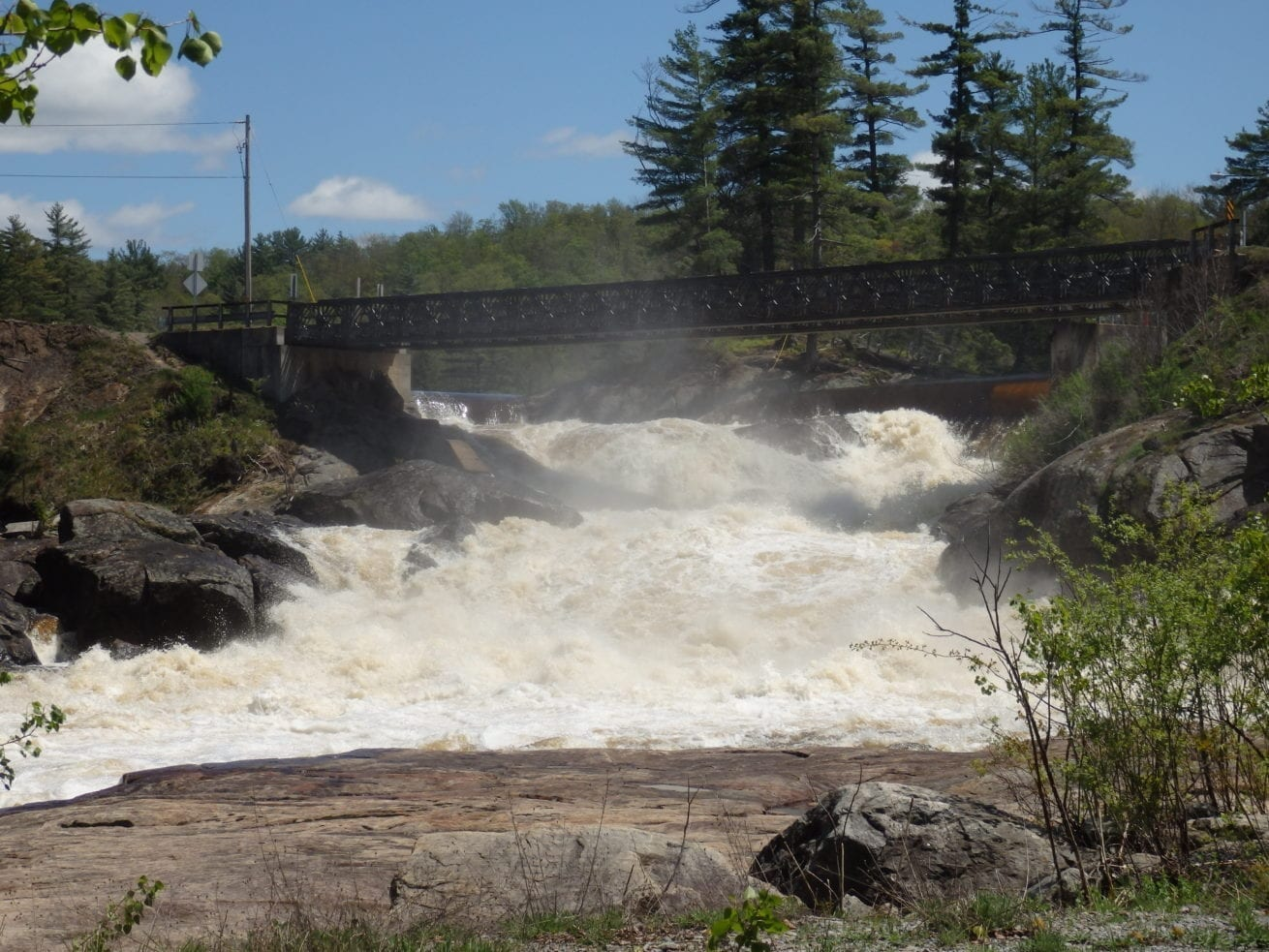 Lyonsdale Falls, Lewis County, New York