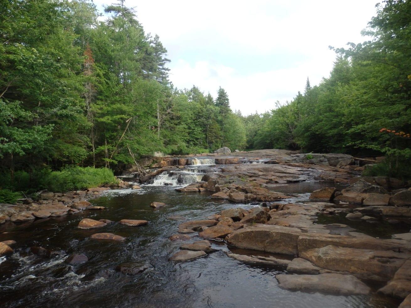 Twitchell Creek - Falls #2 - Eagle Bay, Herkimer County, New York