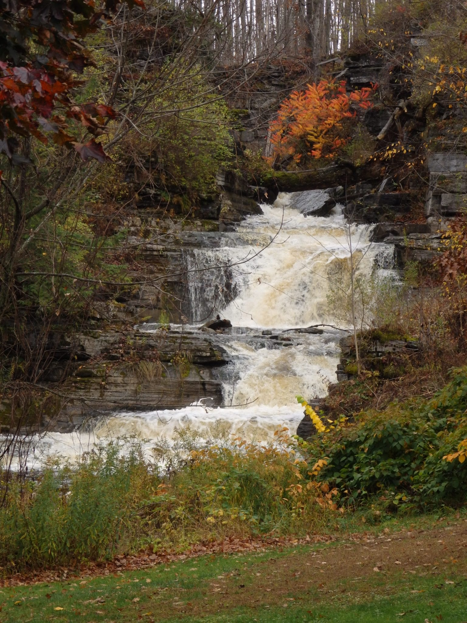 Tug Hill Region Waterfalls
