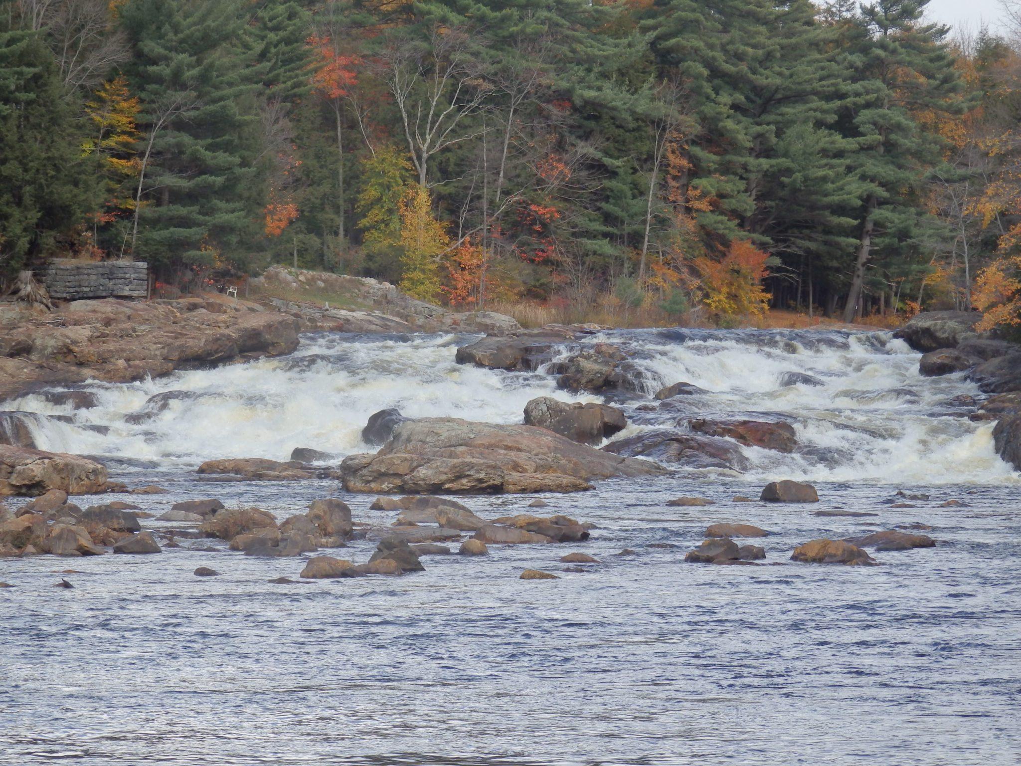 Fowlersville Falls – Port Leyden