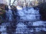 Burrville Falls, Jefferson County, New York 2007
