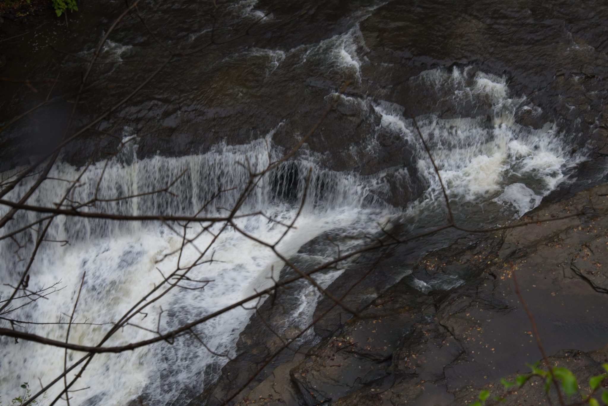 Horseshoe Falls, Lower – Keeseville, Clinton/Essex