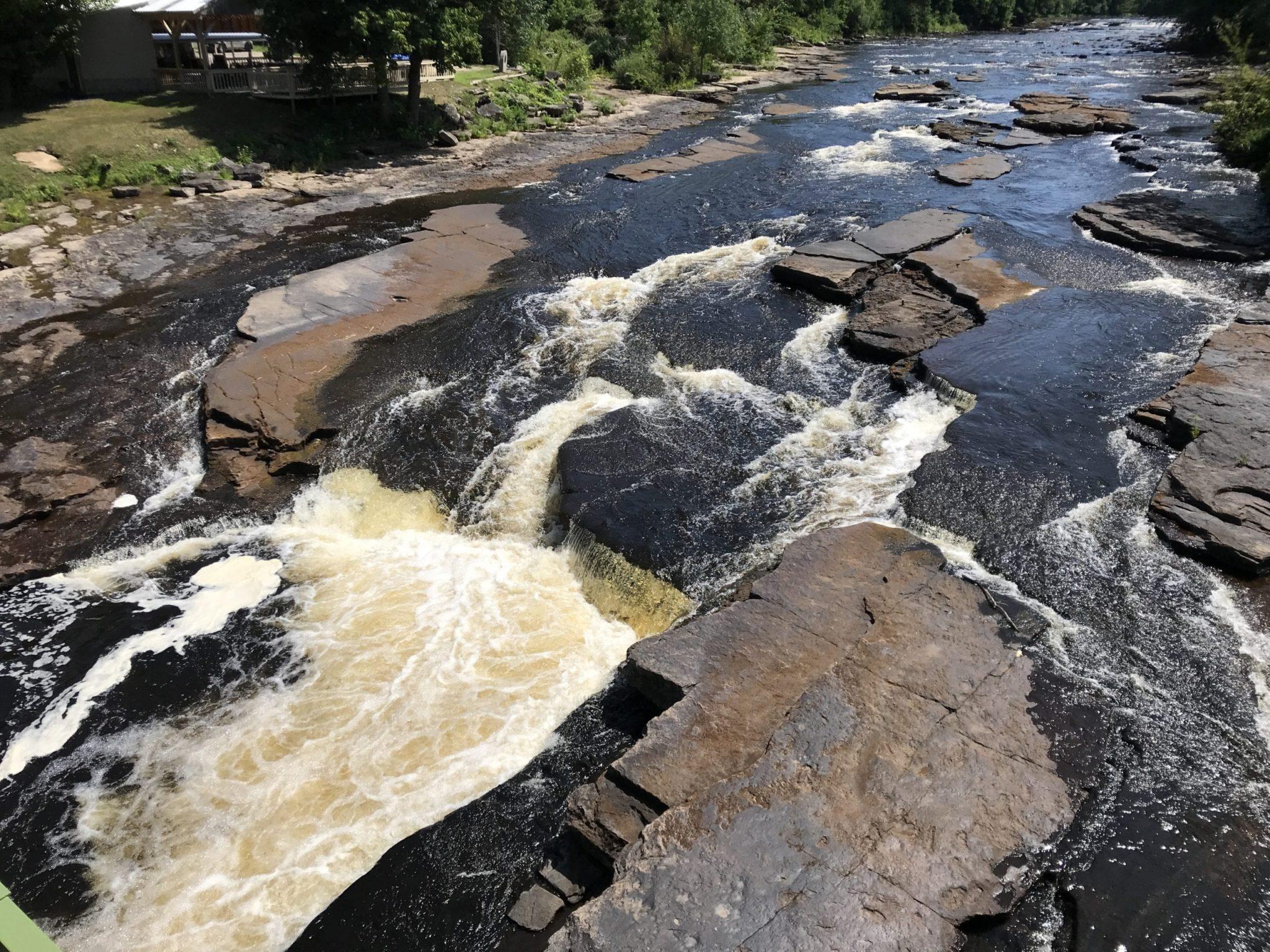 Bozenkill Rd waterfall – Delanson, Albany