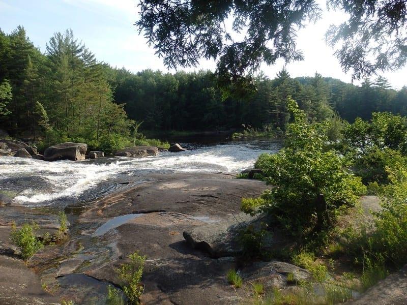 Teeter Creek Waterfall – Owego, Tioga