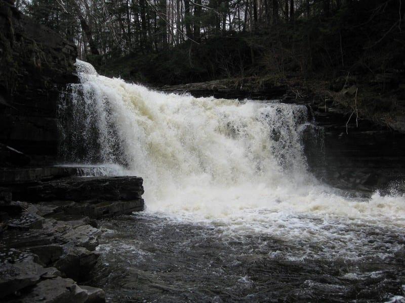 Mabbett Falls – Fredonia, Chautaugua