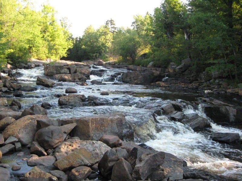 Robert and Mary Carver Waterfalls – Berkshire, Tioga
