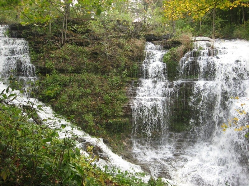 Talcott Falls, Jefferson County, New York