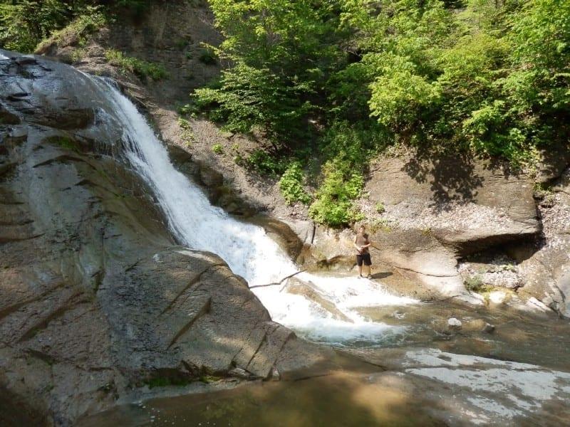 Wedding Falls, Onondaga County, New York