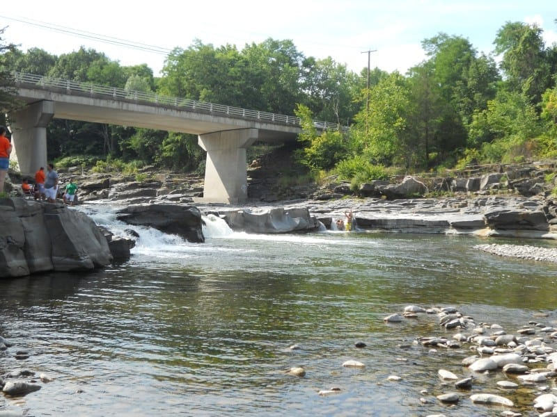Oneida County Part 4- Oneida County and the waterfalls on the Fish Creek and Mad River