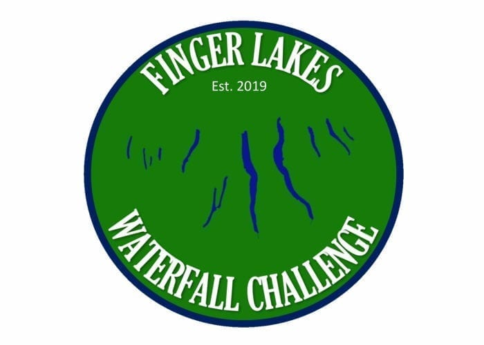 image of patch, Finger Lakes Waterfall Challenge