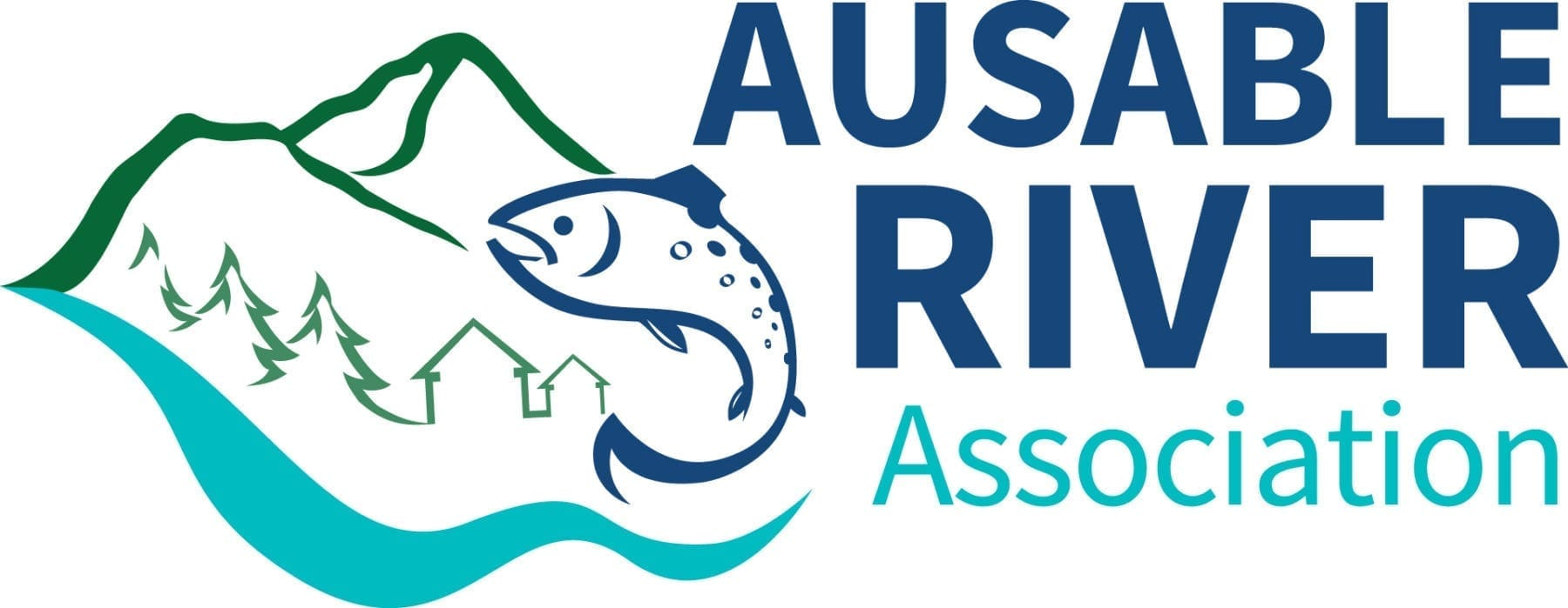 Ausable River Association Logo