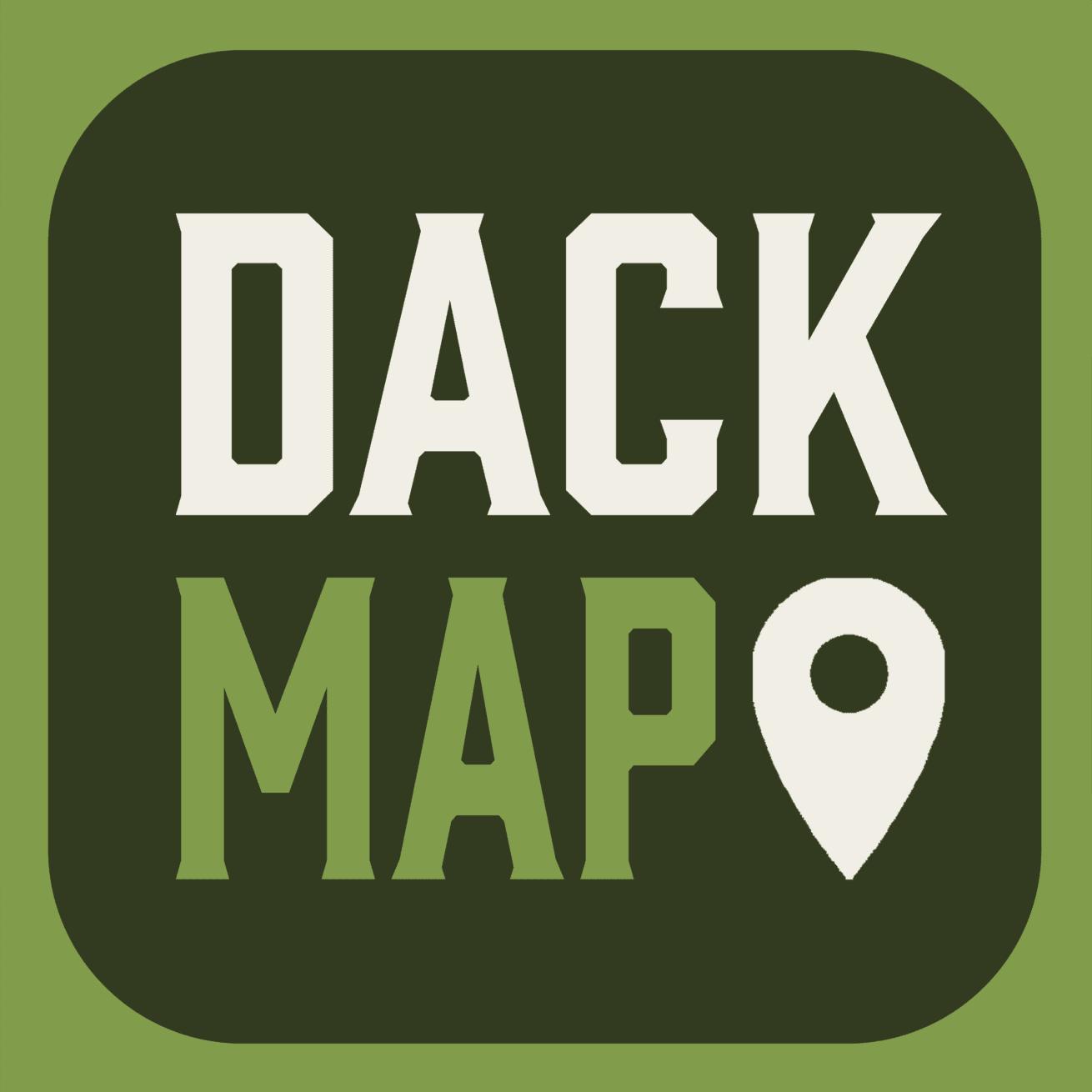 DackMap logo