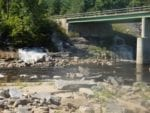 Black River Recreation Trail (falls across from), Jefferson County, New York